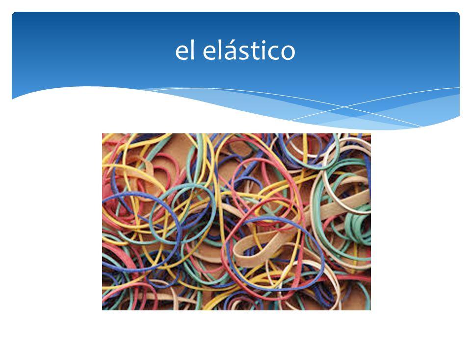 el elástico
