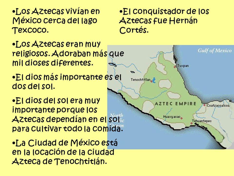 Religión El dios más importante en la religión de las Incas es el dios del sol.