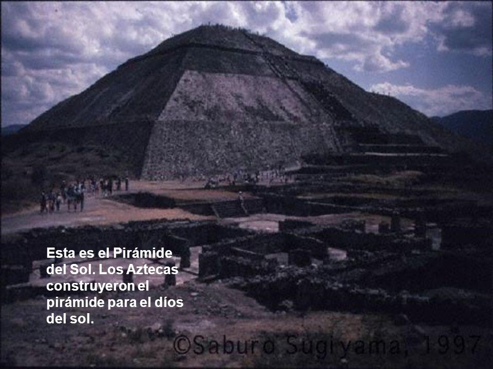 Métodos Para Cultivar Los Aztecas no tenían mucha tierra buena para cultivar.