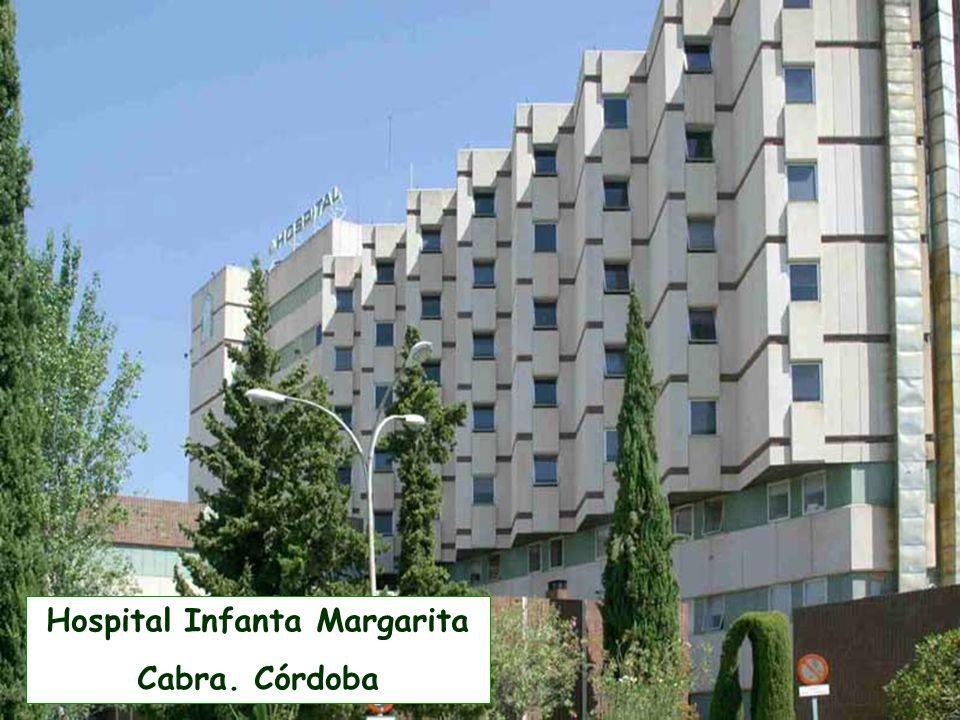 Hospital Infanta Margarita Cabra. Córdoba