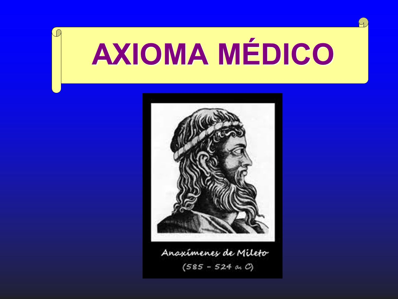 AXIOMA MÉDICO