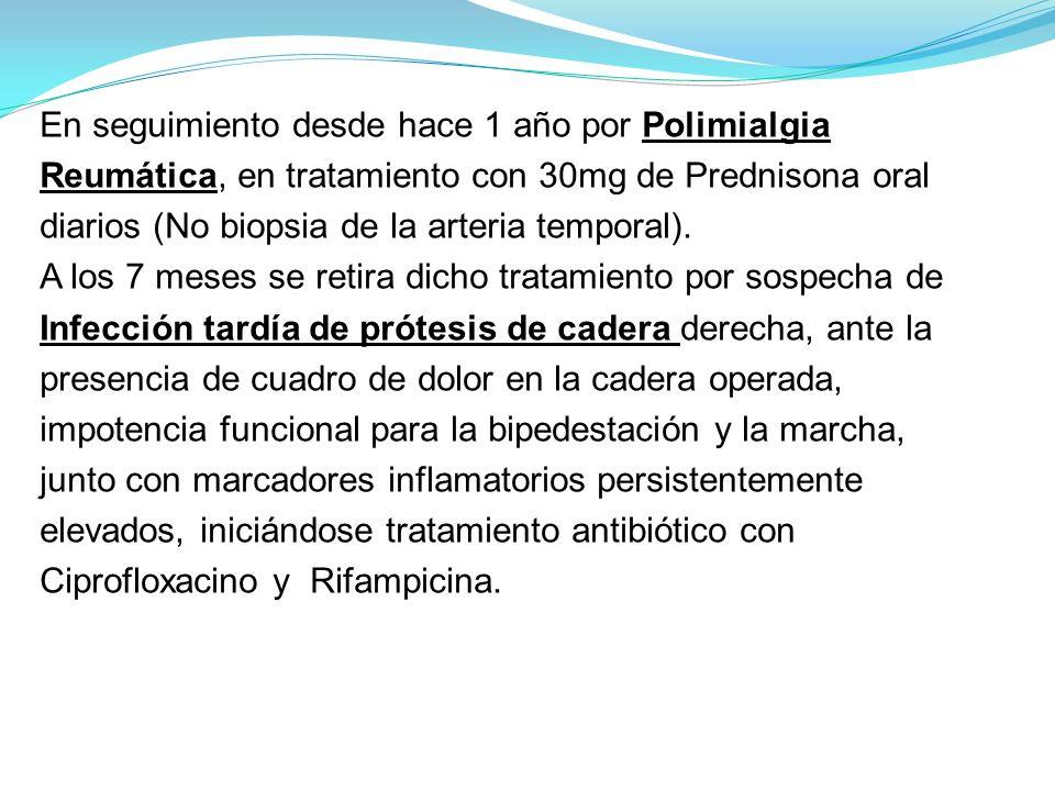 ENFERMEDAD ACTUAL Cuadro de 3 semanas de distensión y dolor abdominal, de comienzo súbito, tipo cólico, en epigastrio e irradiado a espalda, que aumenta con los movimientos y maniobras de Valsalva, acompañado de sudoración y palidez cutánea, mareo no vertiginoso y malestar general.