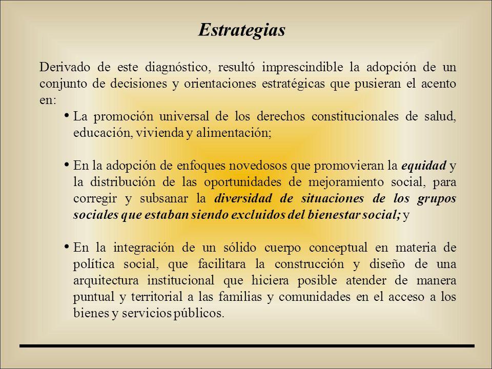 Con esta visión, se generaron los siguientes instrumentos de planeación: Método para la determinación cartográfica y estadística de las Unidades Territoriales.