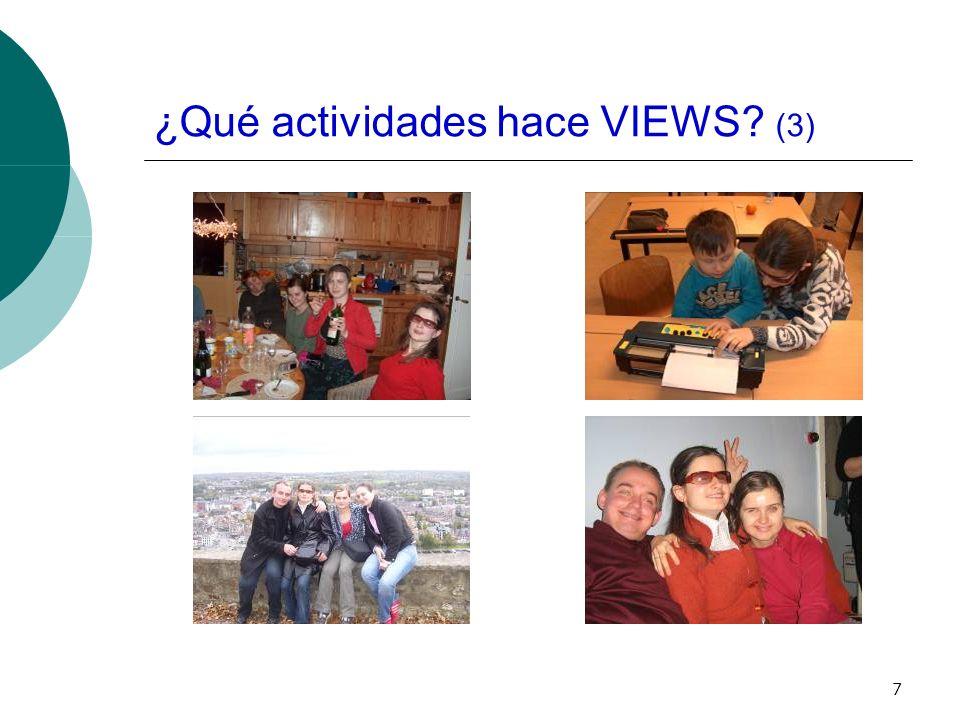 7 ¿Qué actividades hace VIEWS (3)
