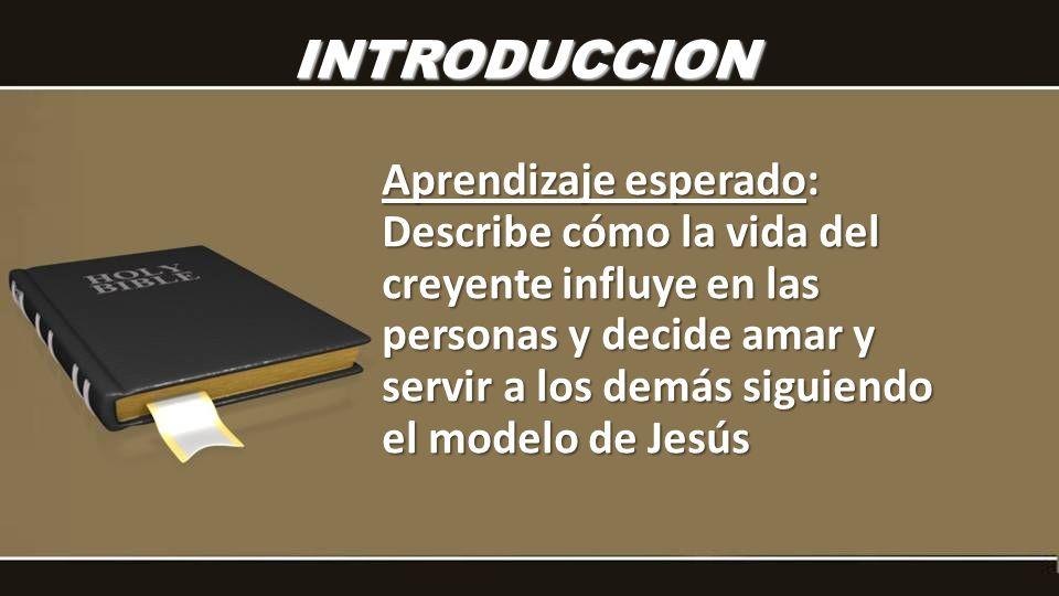 El desafío, es ampliar nuestro campo misionero personal.