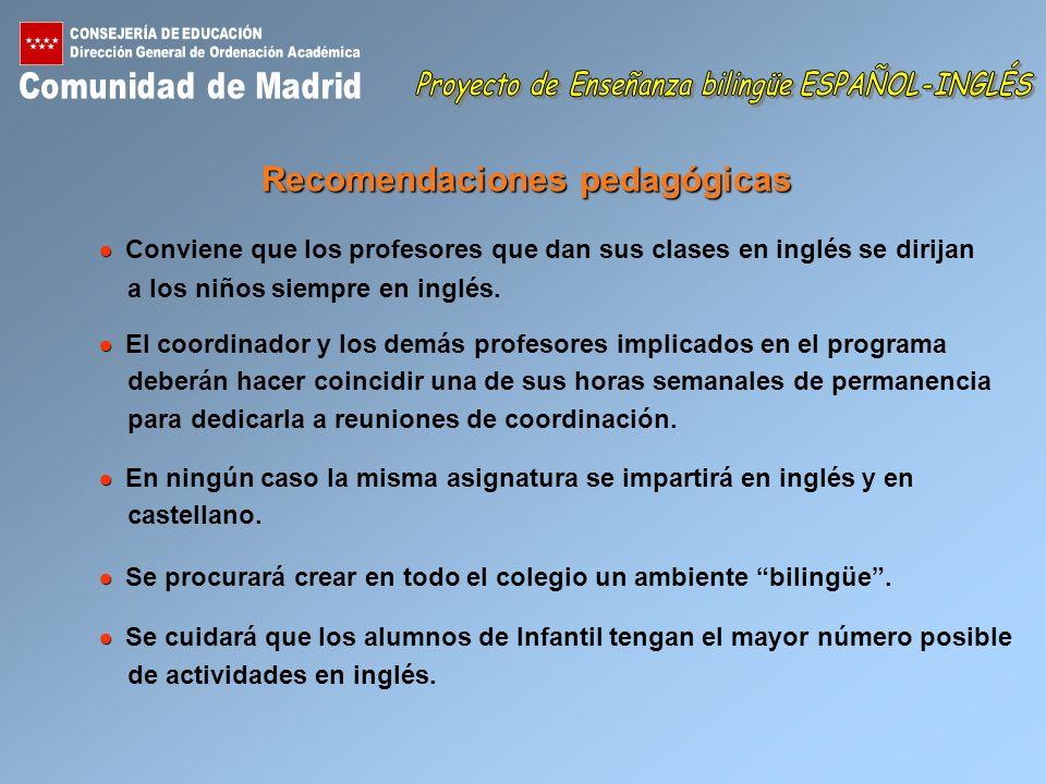 Coordinador del programa Maestro con destino definitivo en el centro y habilitación en lengua extranjera: Inglés. Responsable de impulsar la participa