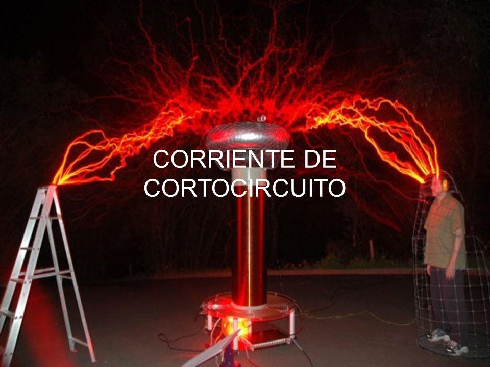 Juan Ángel García Organero E31A CORRIENTE DE CORTOCIRCUITO