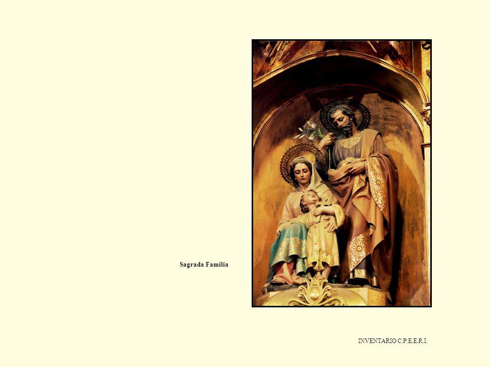 INVENTARIO C.P.E.E.R.I. Sagrada Familia