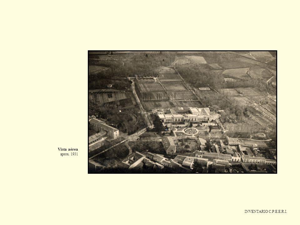 Vista aérea aprox. 1931
