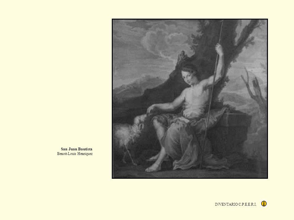 INVENTARIO C.P.E.E.R.I. San Juan Bautista Benoit-Louis Henriquez