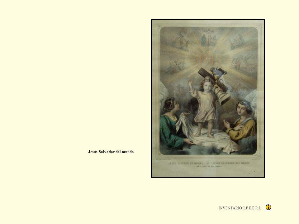 INVENTARIO C.P.E.E.R.I. Jesús Salvador del mundo