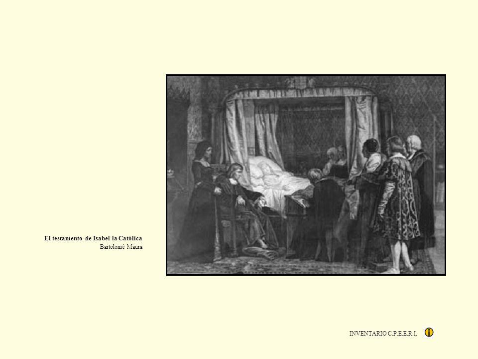 El testamento de Isabel la Católica Bartolomé Maura