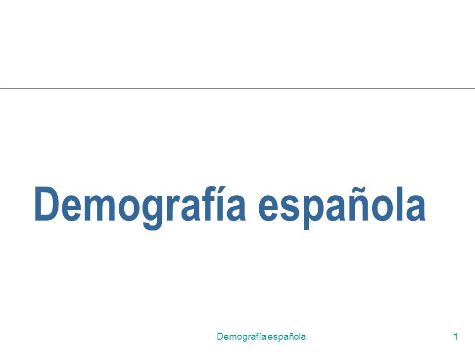 Demografía española1