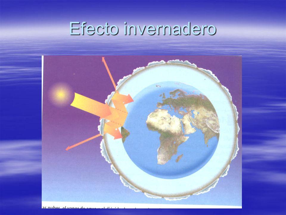 Gases implicados Vapor de agua (H2O).Vapor de agua (H2O).