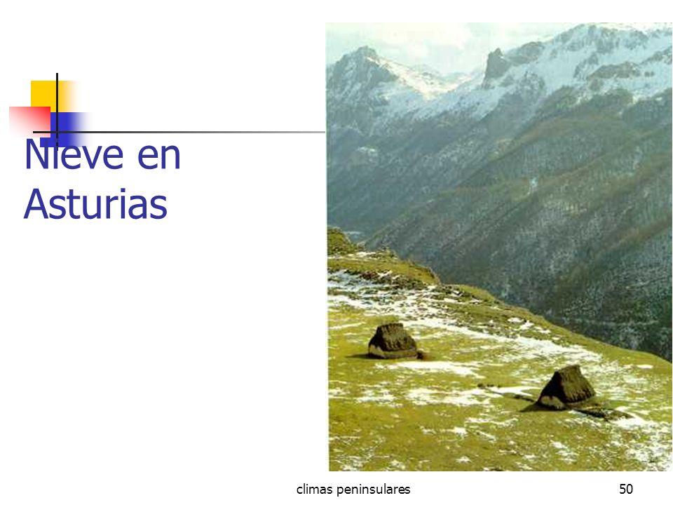 climas peninsulares50 Nieve en Asturias