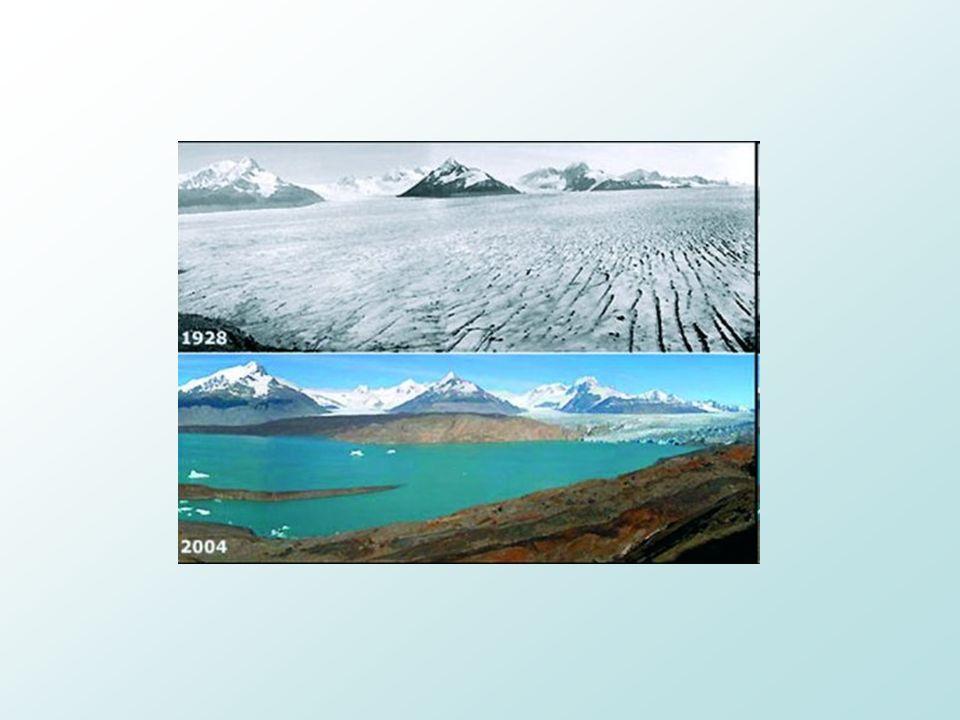 Es que la también llamada fusión de las nieves puede producir una cadena de consecuencias nefastas para la vida en la Tierra.