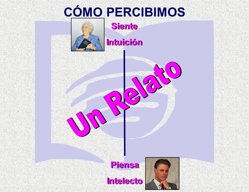 1.- Hacen Conexiones.(Relacionan con...) 2.- Son Más Subjetivos.