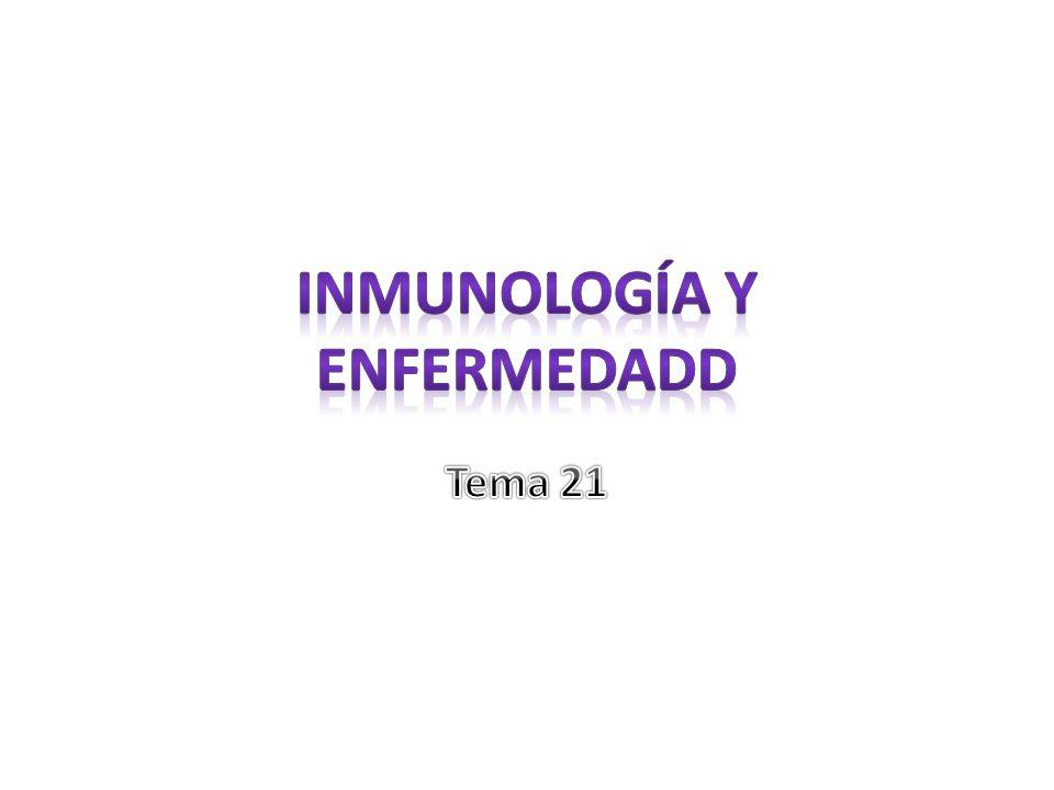 Inmunodeficiencias Es la incapacidad para desarrollar una respuesta inmunitaria normal frente a la presencia de antígenos extraños.