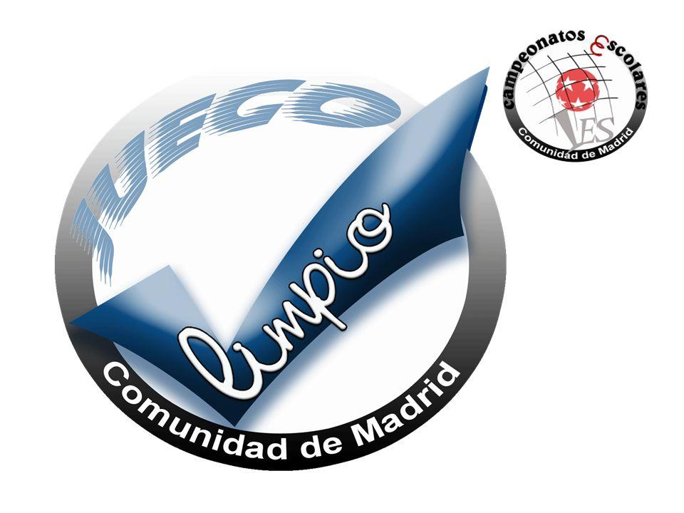 Los Campeonatos Escolares de la Comunidad de Madrid premiaron a 41 alumnos de secundaria por el Juego Limpio mostrado durante el curso escolar 2008/09.