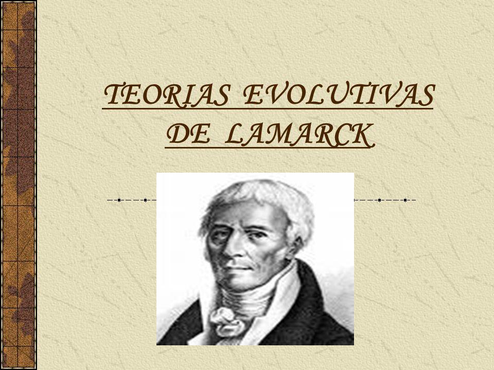 ÍNDICE NOTÍCIA TEORÍA EVOLUTIVA DE LAMARCK CONCEPCIÓN DE LAMARCK LAMARCK vs.