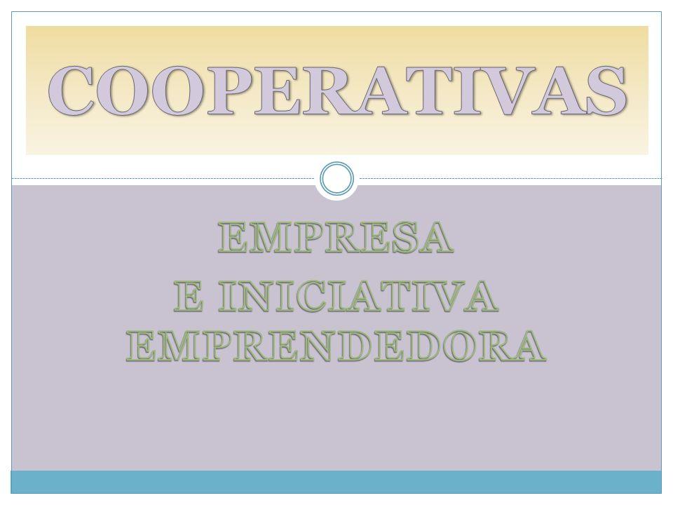 CONCEPTO La cooperativa es una sociedad constituida por personas que se asocian, en régimen de LIBRE ADHESIÓN y BAJA VOLUNTARIA, para la realización de actividades empresariales, encaminadas a satisfacer sus necesidades y aspiraciones económicas y sociales, con estructura y funcionamiento DEMOCRÁTICO, conforme a los principios formulados por la alianza cooperativa internacional.