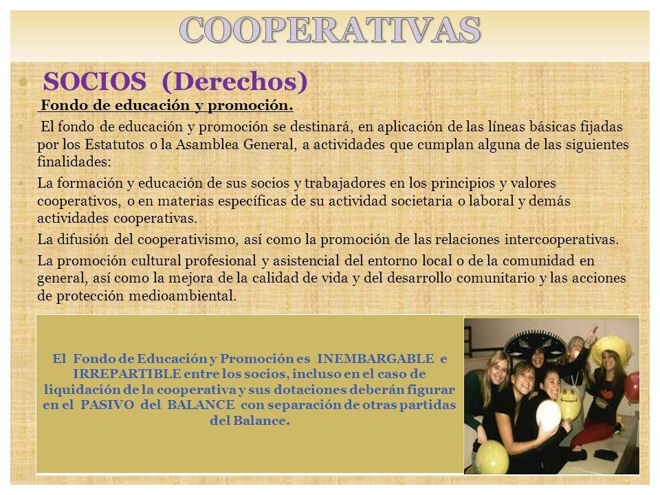 VENTAJAS DE LAS COOPERATIVAS: RECUERDA: La Cooperativa de Trabajo Asociado es una fórmula de AUTOEMPLEO.
