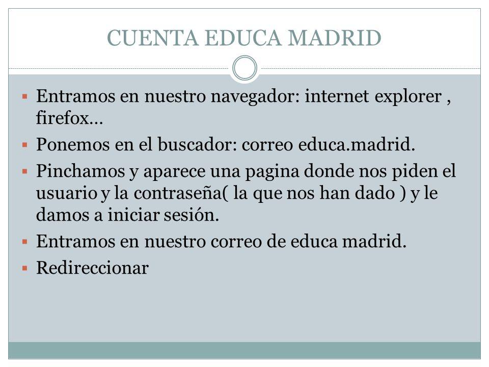 ¿Cómo entrar en el espacio virtual de la plataforma Ponemos la dirección: http://fpdistancia.educa.madrid.org Pinchamos en el I.E.S.