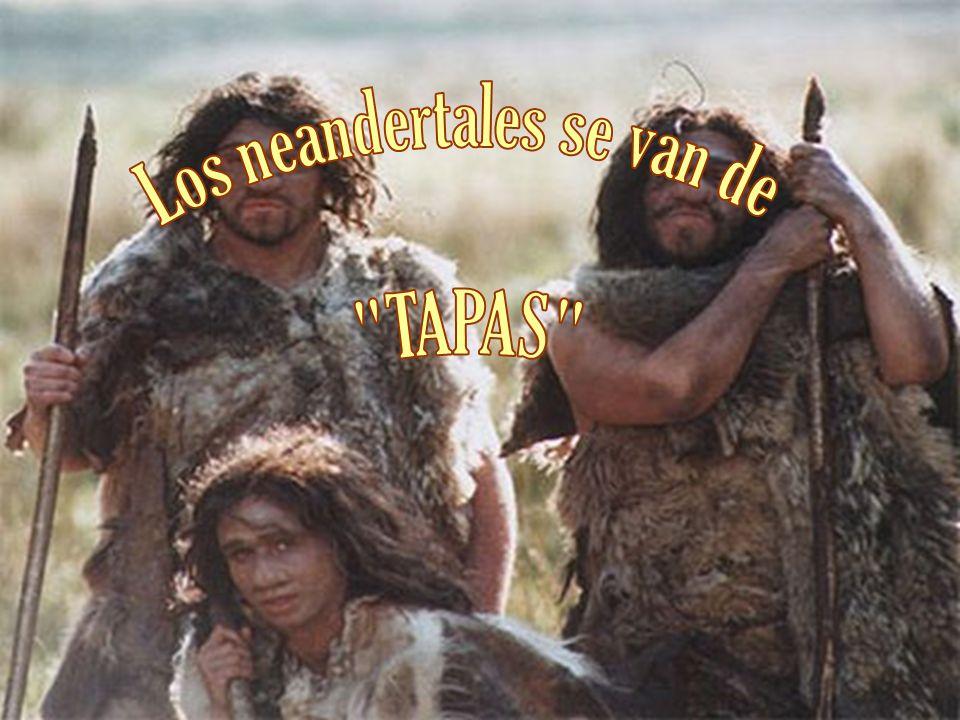 Los hombres y las mujeres neandertales vivían separados y comían diferentes alimentos.