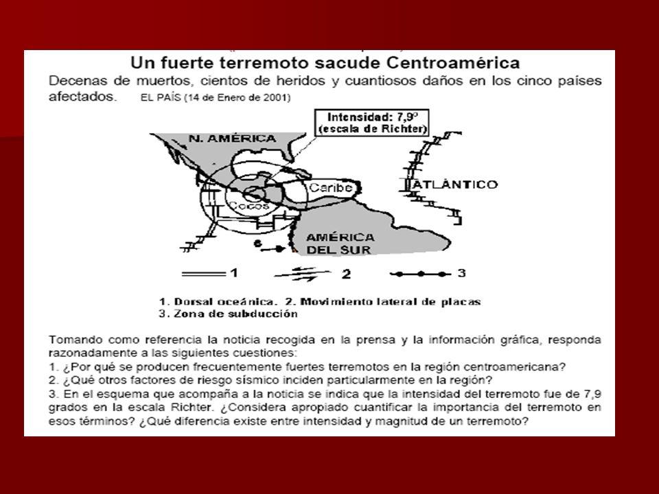Los seísmos que más daños producen no son siempre los de mayor magnitud: así, el de San Francisco de 1906 produjo menor número de víctimas que el de Managua de 1972.