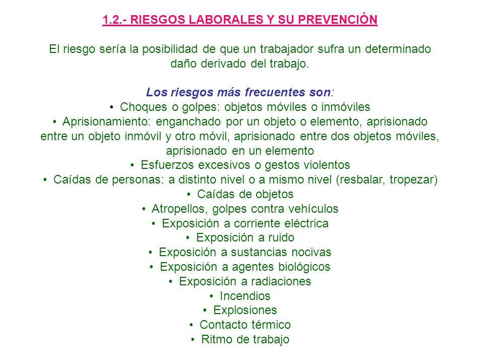 3.5.- EQUIPOS DE PROTECCIÓN INDIVIDUAL.