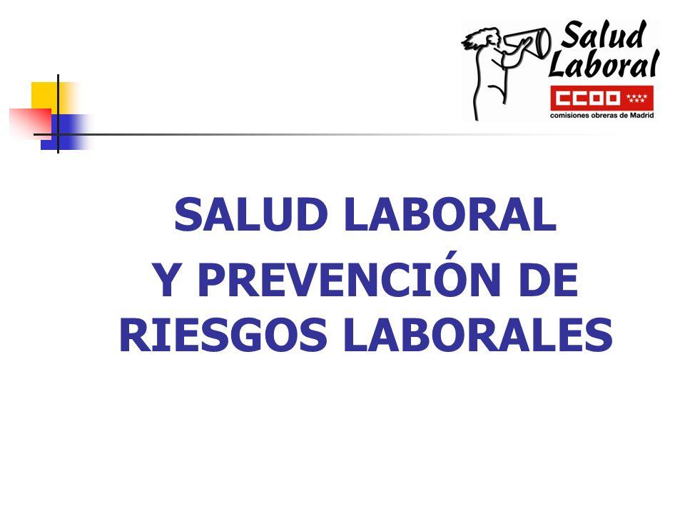 15 de la ley de prevencion de riesgos laborales: