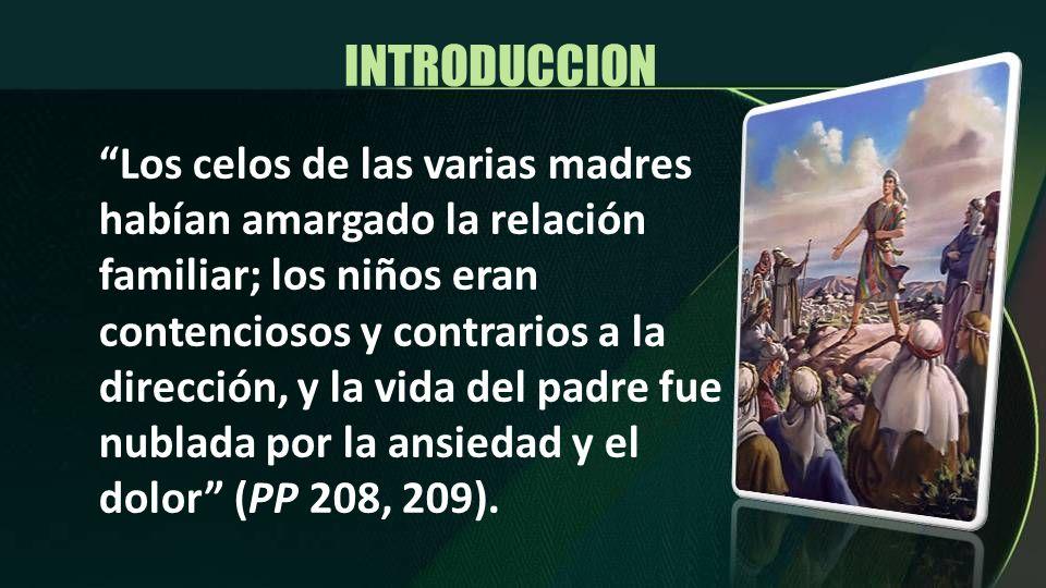 INTRODUCCION Si Dios amó a José ¿Por qué permitió que sufriera tanta injusticia?
