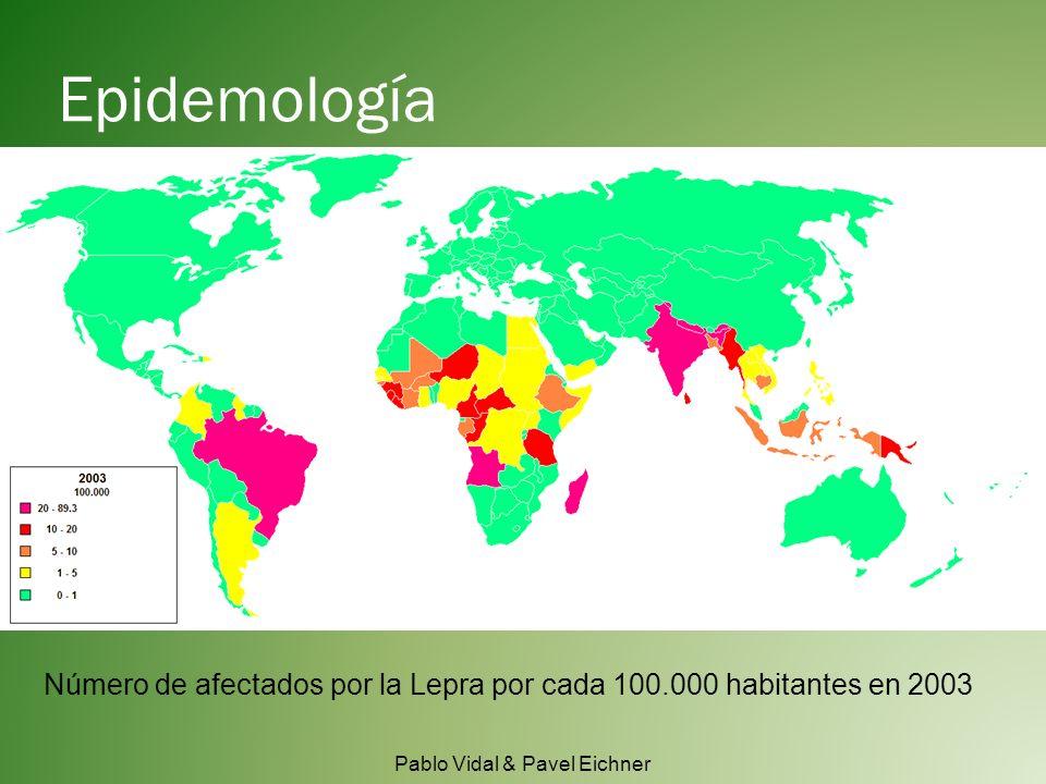 Tratamientos La lepra es una enfermedad curable. Si se trata en las primeras fases, se evita la discapacidad. Además se puede diagnosticar fácilmente