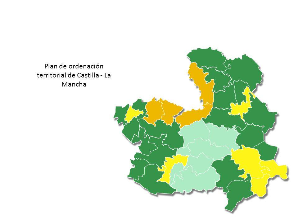 Plan de ordenación territorial de Castilla - La Mancha