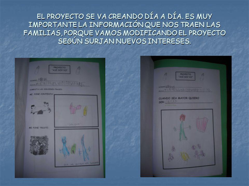 PARTICIPAN LAS FAMILIAS PARTICIPAN LAS FAMILIAS Y SE FAVORECE LA SOCIALIZACIÓN DE LOS NIÑOS DE INFANTIL.