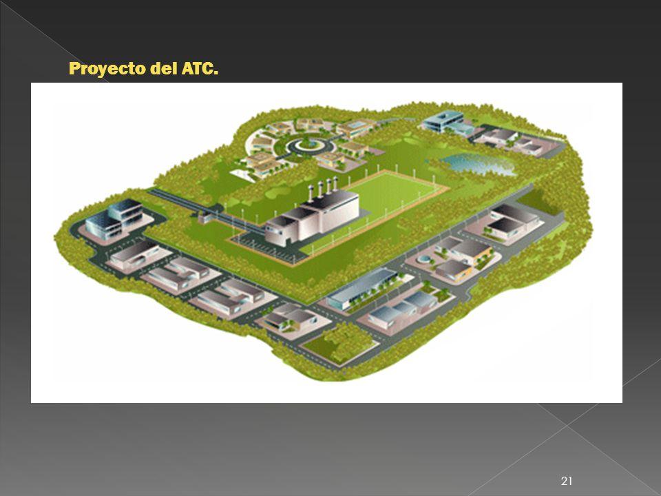 Proyecto del ATC. 21