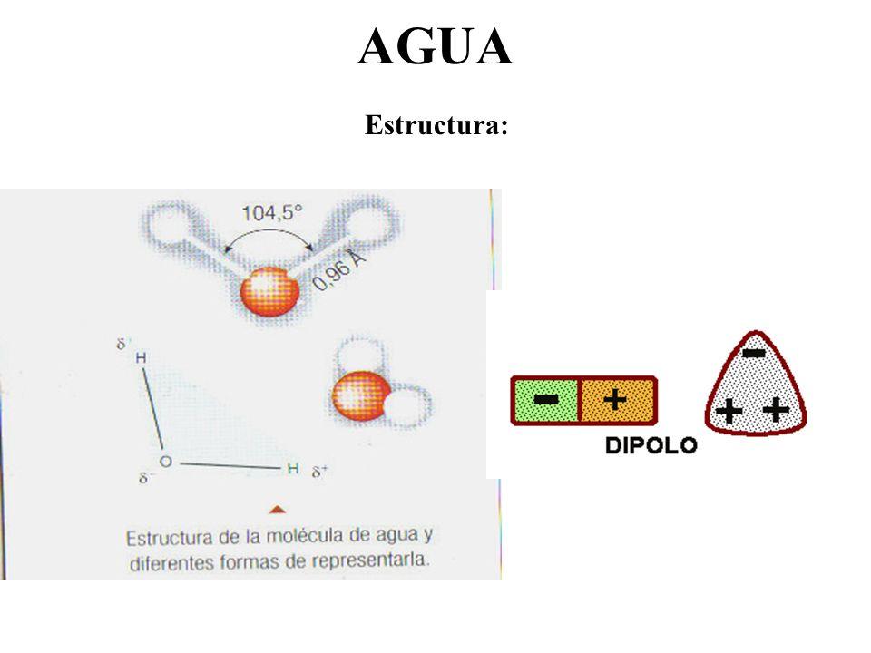 Estado físico del agua