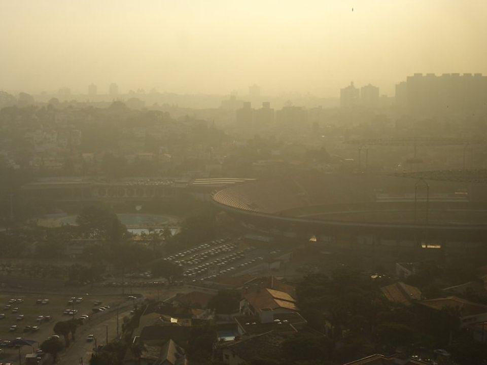 Los gases que pueden producir contaminación pueden tener diversos orígenes y producir diversos efectos: Monóxido de Carbono Inhibe la acción de la Hem