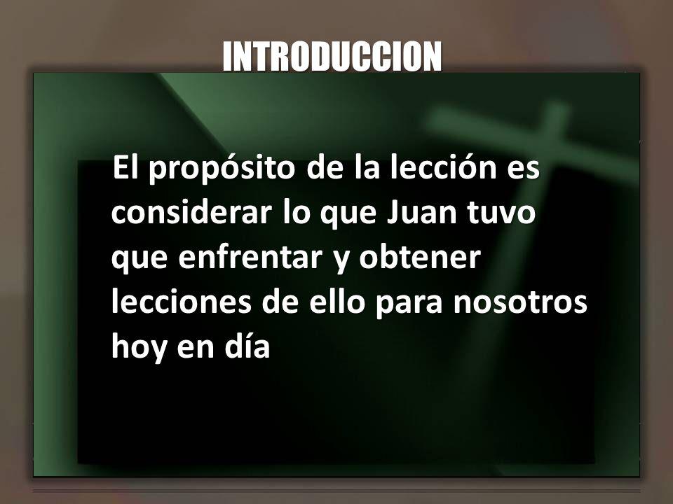 I.IDENTIFICAR LOS ANTICRISTOS 2.
