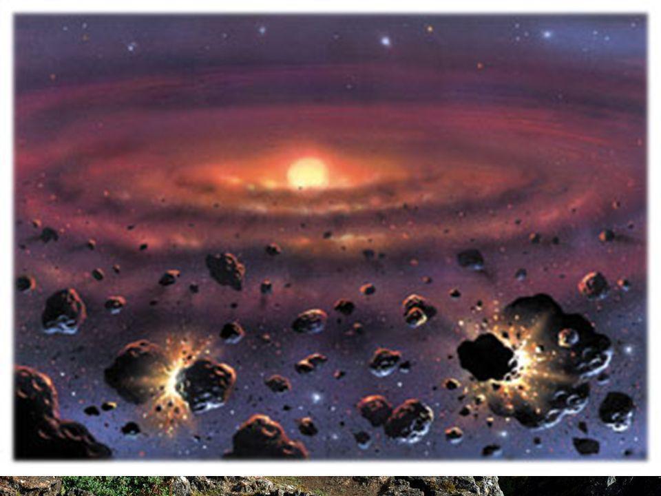 LA ENERGÍA INTERNA DE LA TIERRA Desde el interior de La Tierra surge calor, calor que es mayor a medida que profundizamos (hasta alcanzar los 5000 ºC en el núcleo).