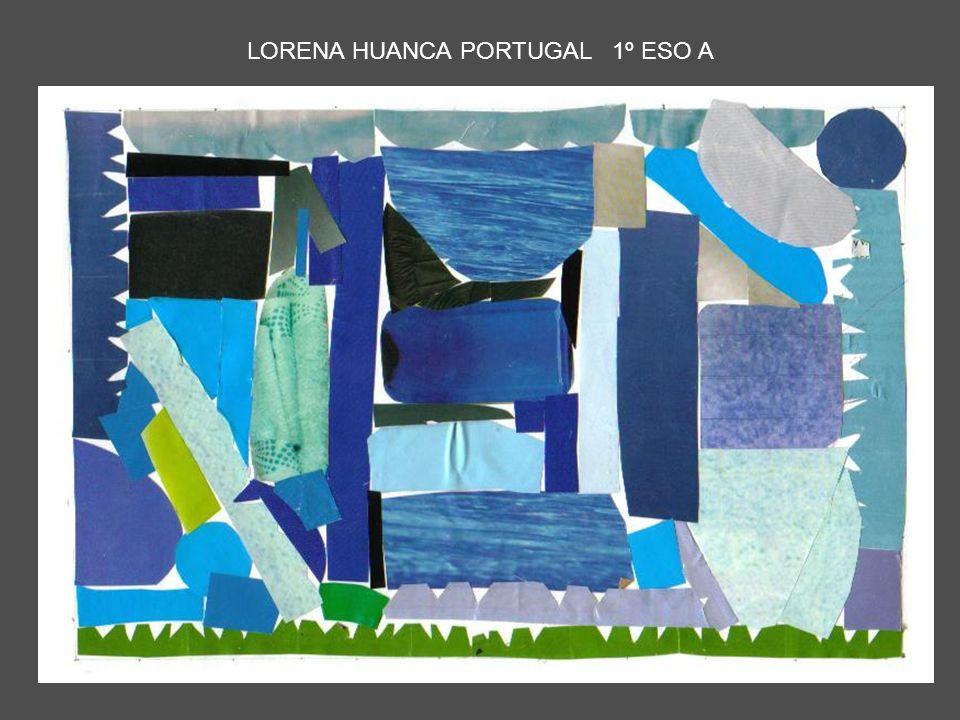LORENA HUANCA PORTUGAL 1º ESO A