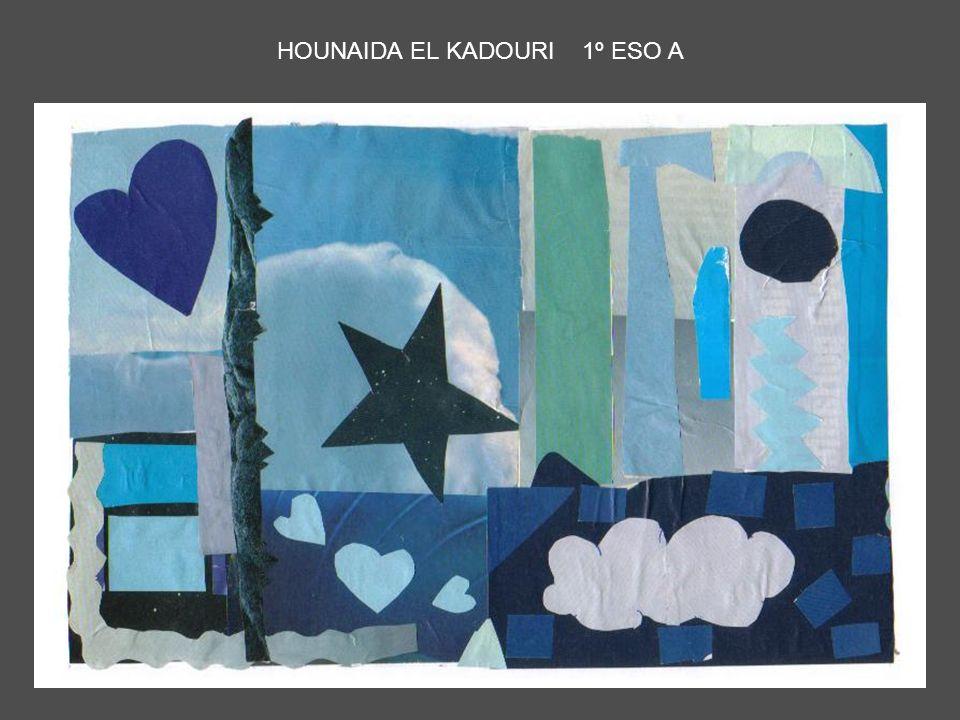 HOUNAIDA EL KADOURI 1º ESO A