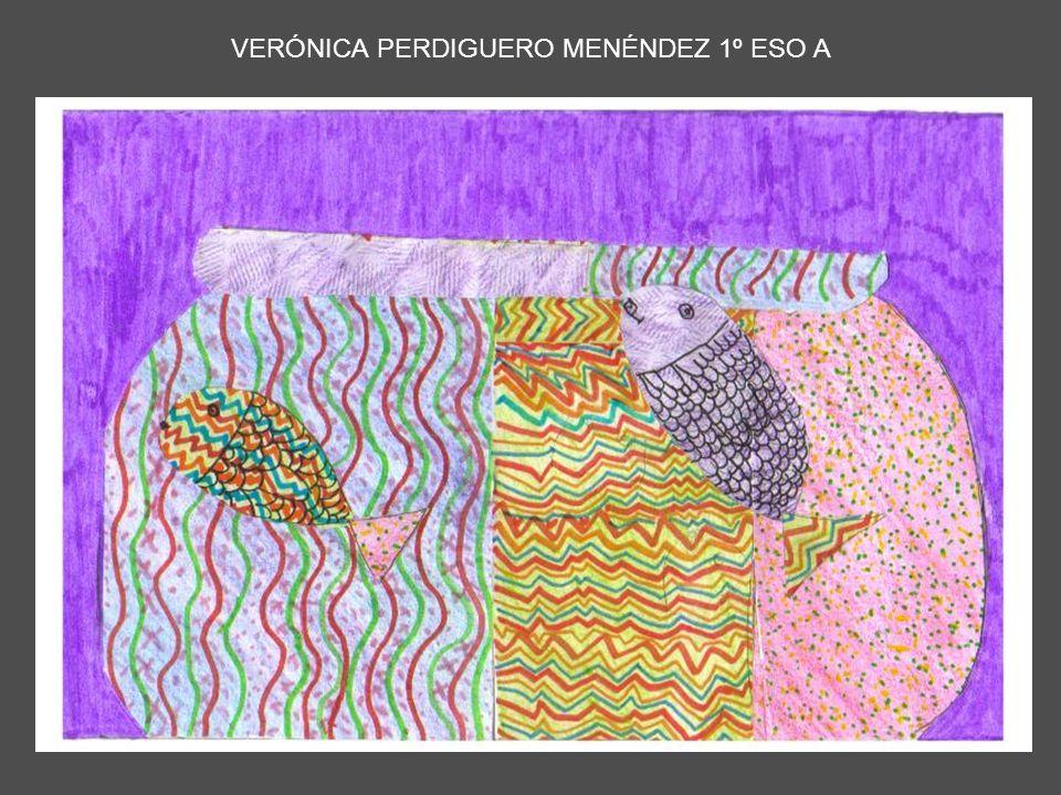 VERÓNICA PERDIGUERO MENÉNDEZ 1º ESO A
