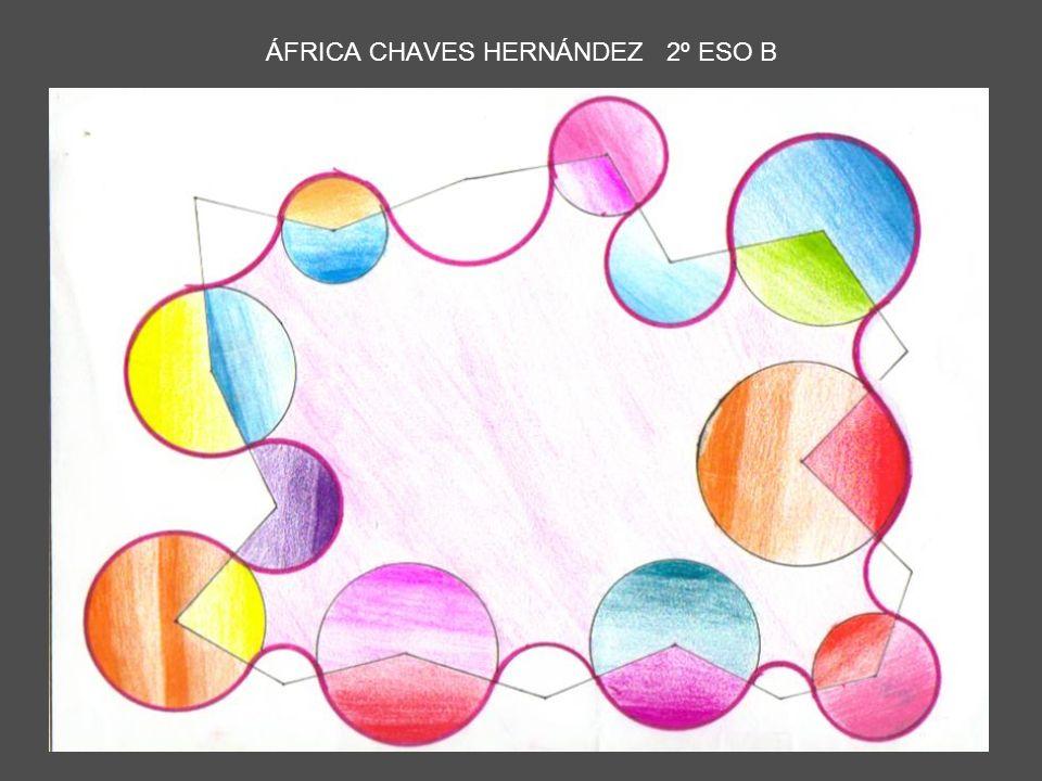 ÁFRICA CHAVES HERNÁNDEZ 2º ESO B