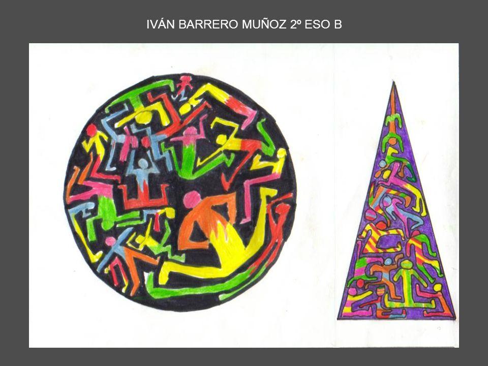 IVÁN BARRERO MUÑOZ 2º ESO B