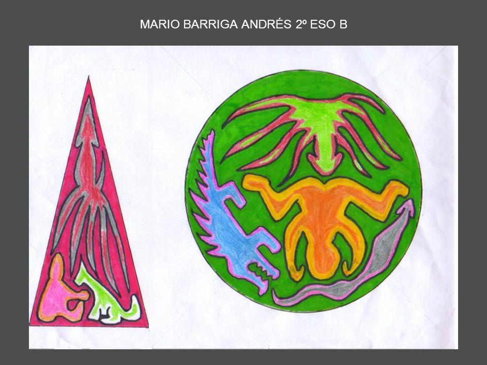 MARIO BARRIGA ANDRÉS 2º ESO B