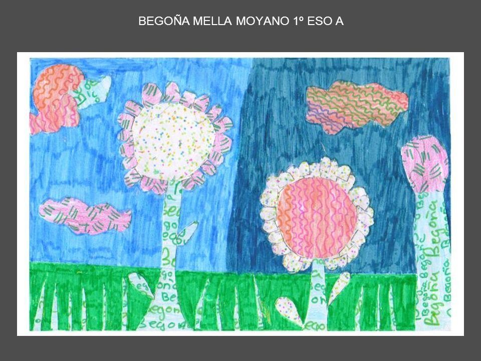 BEGOÑA MELLA MOYANO 1º ESO A