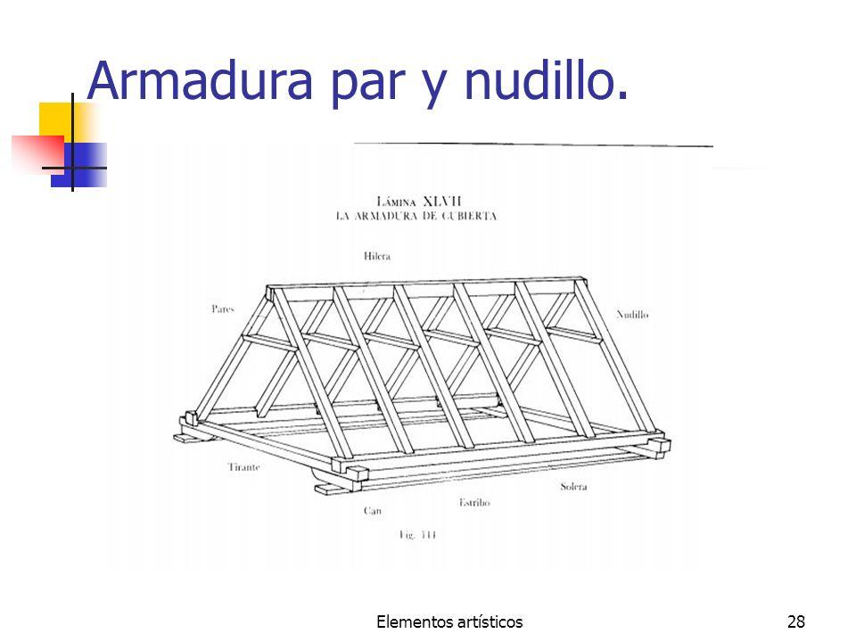 Elementos artísticos28 Armadura par y nudillo.