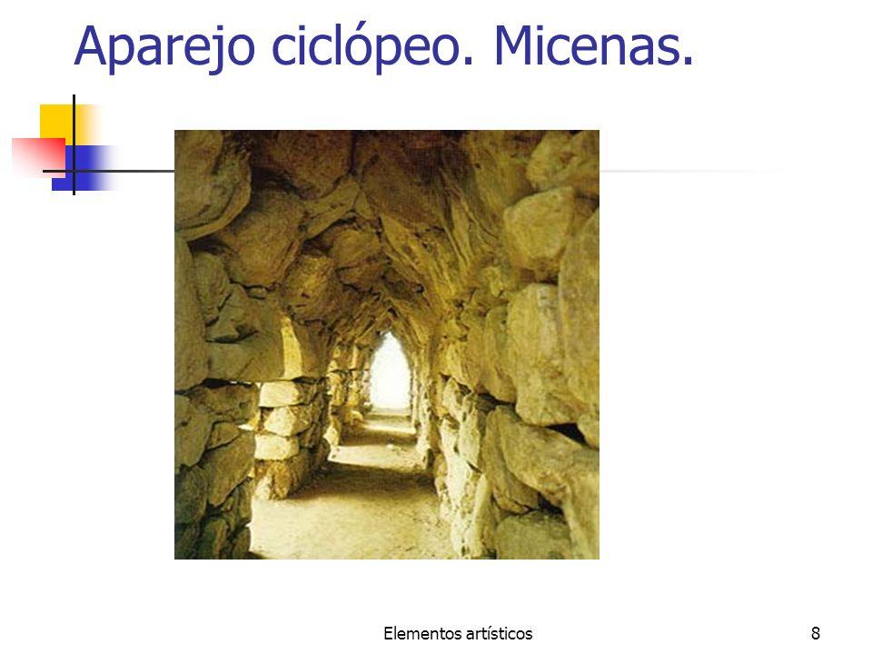 Elementos artísticos49 Bóveda de arista. San Isidoro León