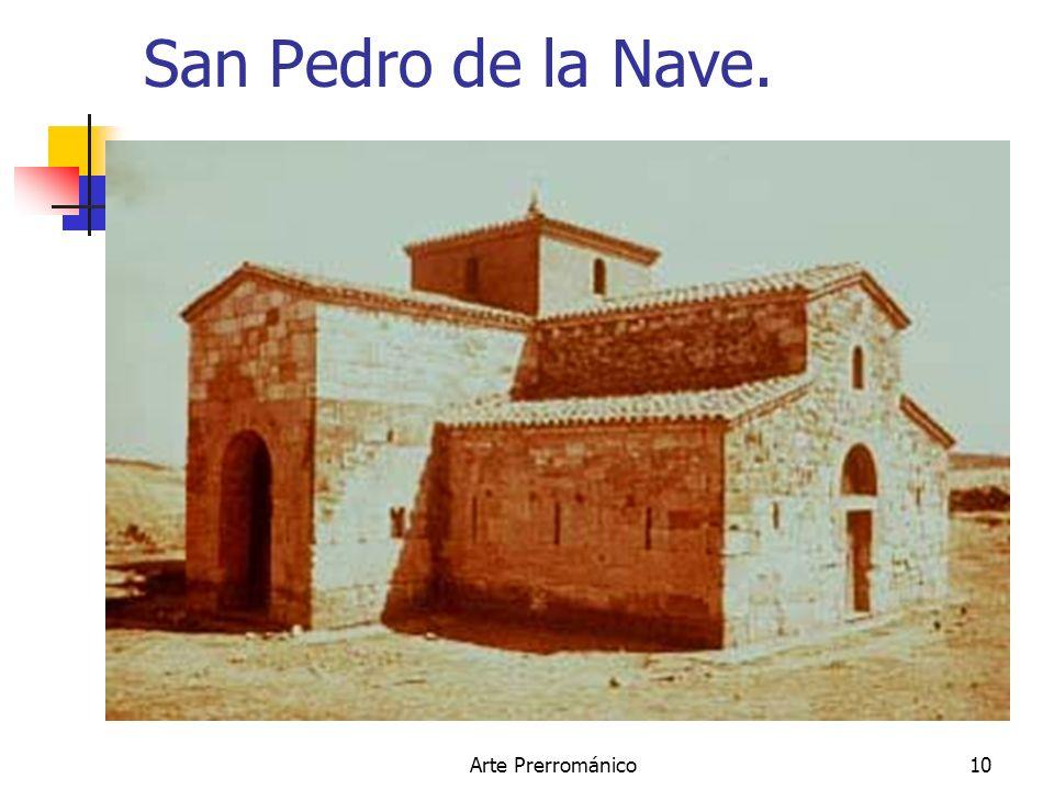 Arte Prerrománico10 San Pedro de la Nave.